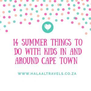 Summer Cape Town