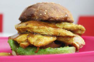 Cairo Schwarma Burger