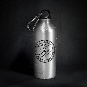 Crystal Bowtique Travel Waterbottle