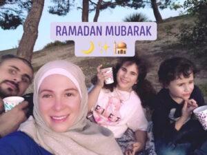 Ramadaan Family Pic